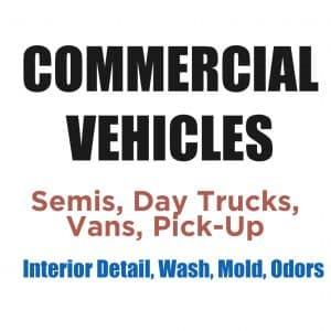 Detailing for Trucks